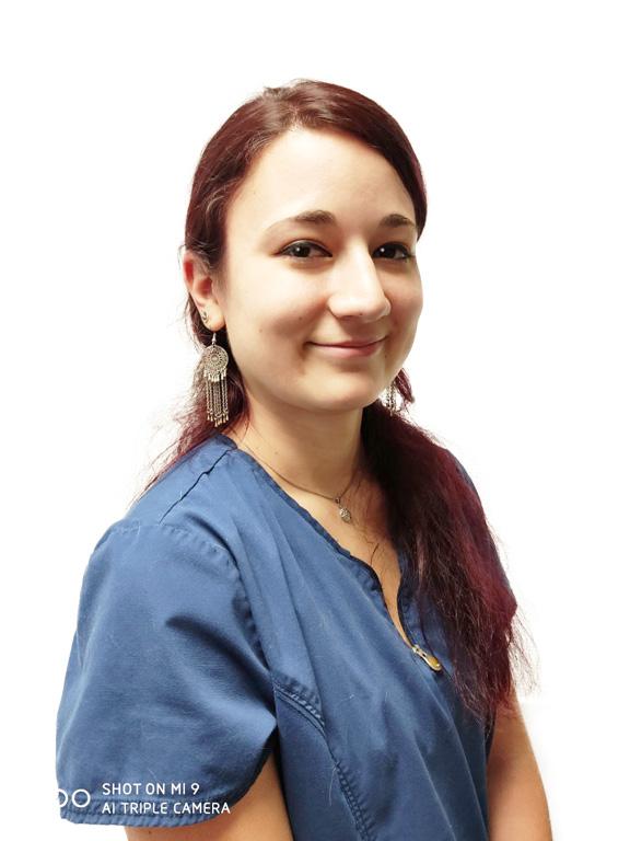 Marion. Clinique Vétérinaire Astragale